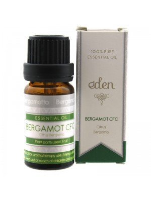 Eden Essential Oil - Bergamot (CFC) (10ml)