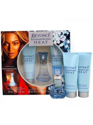 Wholesale Beyonce Shimmering Heat Ladies Perfume Gift Set