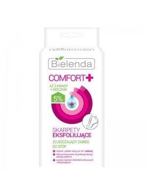 Wholesale Bielenda Comfort + Exfoliating Socks
