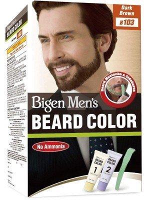 Bigen Men's Beard Colour - Dark Brown(B103)