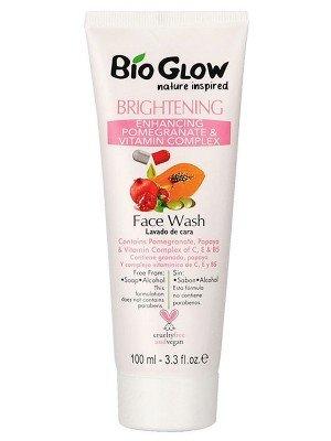 Bio Glow Brightening Enhancing Pomegranate & Vitamin Complex - Face Wash