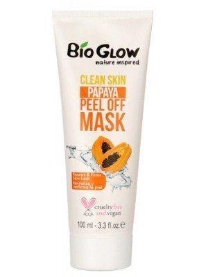 Bio Glow Clean Skin Papaya - Peel Off Mask