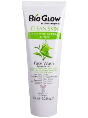 Bio Glow Purifying Herbal Active - Face Wash