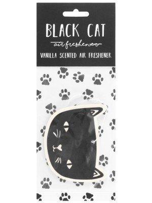 Wholesale Black Cat Vanilla Scented Air Freshener