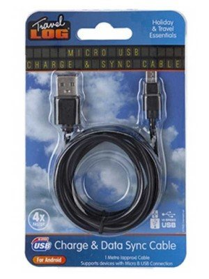 wholesale Travel Log USB charge & Sync Cable-1 metre