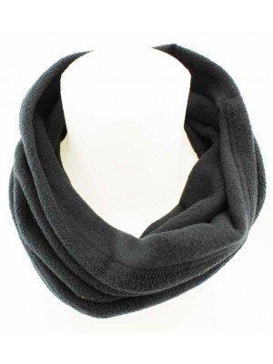 Wholesale Fleece Neck Warmer - Black