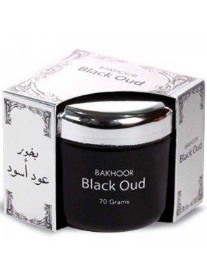 Wholesale Hamidi Bakhoor Black Oud-70g