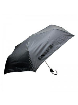 Wholesale Black Super Slim Compact Umbrella