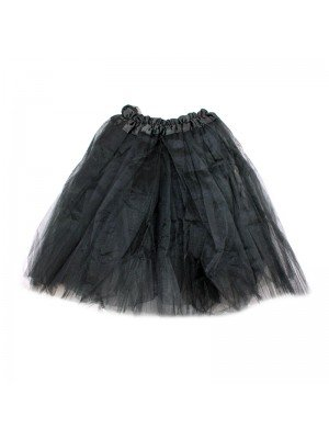 Children's Black Tutu Skirt