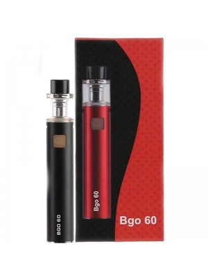 Wholesale Jomo Tech BGO 60 Electronic Cigarette Kit - Black