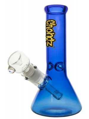 "Chongz ""Pretty Baby"" 5mm 19cm – Cobalt Blue"