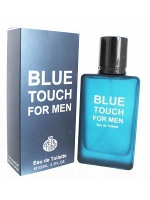 Wholesale Real Time Blue Touch For Men -100ml