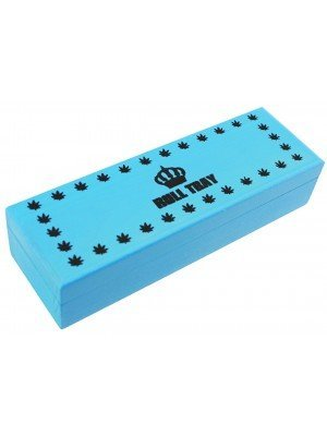 Wholesale Blue Wooden R-Box - Roll Tray(Small)