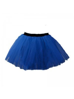 Royal Blue Tutus Skirt Size Small