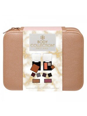 Wholesale Body Collection Beauty Case & Cosmetics Gift Set