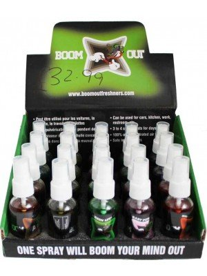 Wholesale Boom Out Air Freshener-30ml