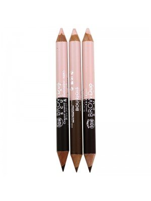 Wholesale Bourjois Brow Duo Sculpt Brow Pencil & Highlighter - Assorteded