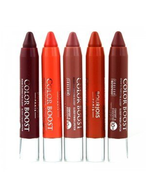 WholesaleBourjois Color Boost Glossy Lip Balms - Assorted