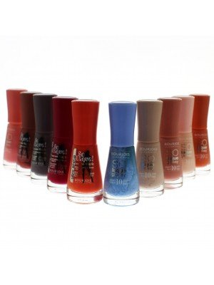 Wholesale Bourjois So Laque Glossy & Ultra Shine Nail Polish - Assorted
