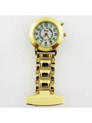BOXX Fashion Fob Watch - Gold