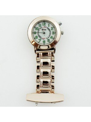 BOXX Fashion Fob Watch - Rose Gold