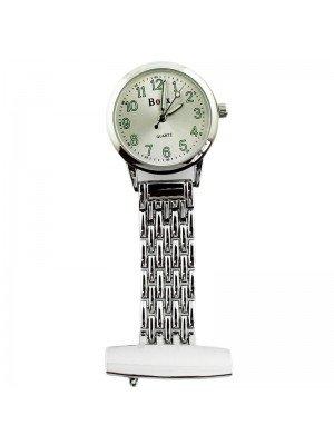 BOXX Fashion Fob Watch - Silver