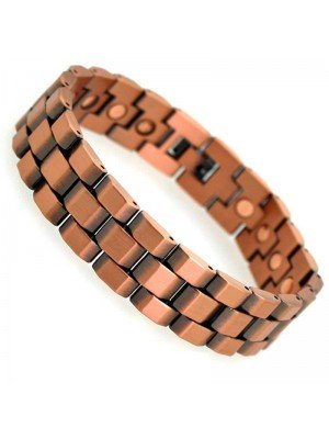 Wholesale Magnetic Bracelet With 20 Magnets - Copper Links