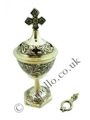 Brass Burner with 2 Different Screw Designs