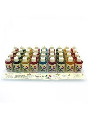Wholesale Breezy Fragrance Oils (Tray of 36) - Fruit
