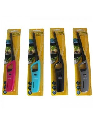 Clipper Brightlight Utility Lighters - Assorted Colours