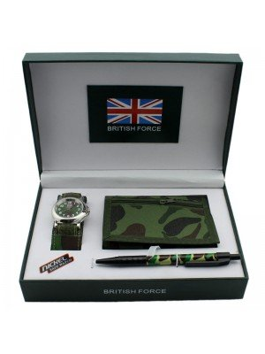 British Army Watch Gift Set