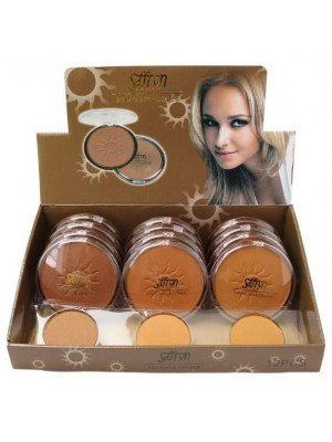 Wholesale Saffron Bronzing Powder - Assorted Colours