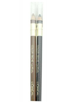 Wholesale Loreal Paris Color Riche LeKhol Eyeliner Pencil-Grey/Cappuccino
