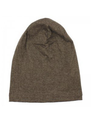 Mens Thin Slouch Beanie Hat - Assorted Colours
