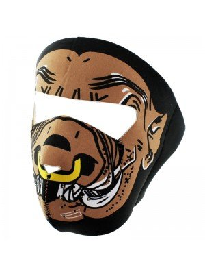 Brown Evil Hog Face Mask