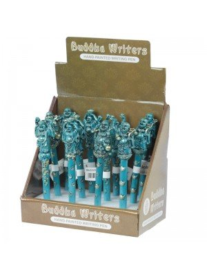 Buddha Hand Painted Writing Pens