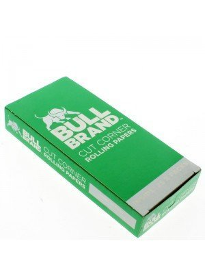 Bull Brand Cut Corner Rolling Papers