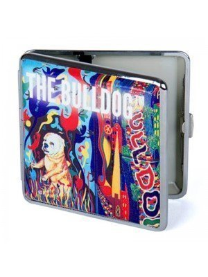 Wholesale The Bulldog Cigarette Case - ART