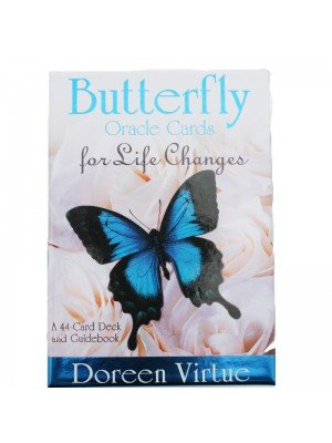 Doreen Virtue Butterfly Oracle Cards For Life Changes
