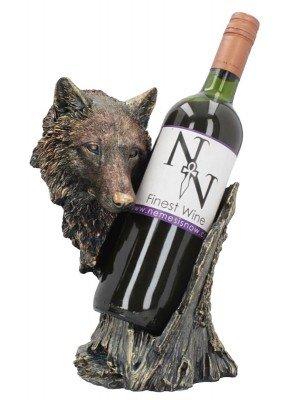 Wholesale Call Of The Wine Bottle Holder - 26cm