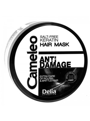 Wholesale Delia Cameleo Keratin Anti-Damage Hair Mask