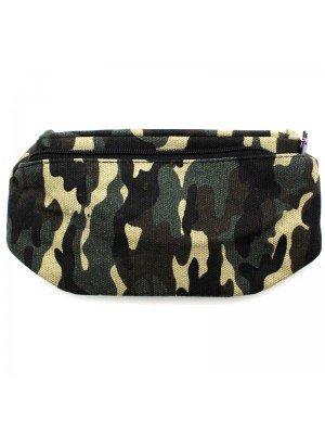 Camouflage Bum Bag