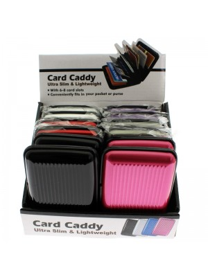 Card Caddy - Assorted Colours