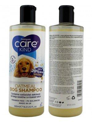 Wholesale Care Kind Oatmeal Dog Shampoo