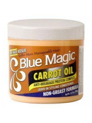 Wholesale Blue Magic Leave-In Conditoner - Carrot Oil (390 g)