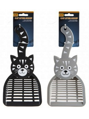 Cat Litter Scoops - Assorted Colours