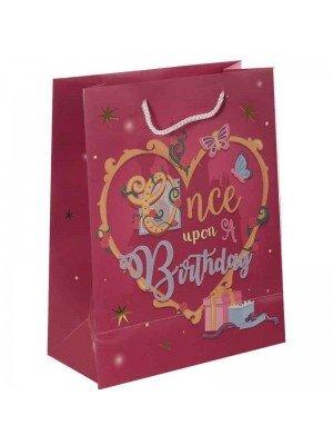 Wholesale Enchanted Kingdom Princess Birthday Gift Bag - Large
