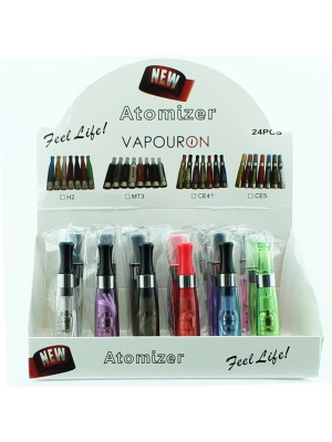 CE4+ Atomizer Assorted Colours