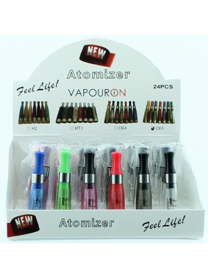 CE5 Atomizer Assorted Colours