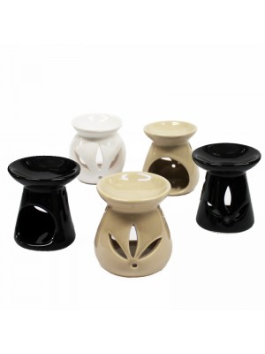 Ceramic Oil Burner- Assorted Colours & Design